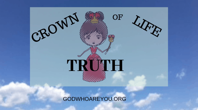OVERCOMER CROWN-OF-LIFE TRUTH