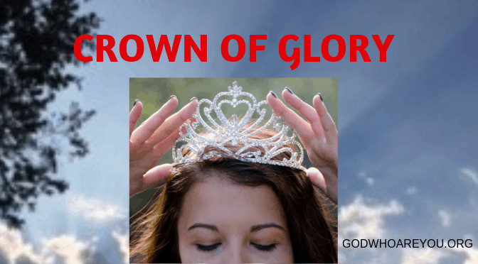 Christian Faith Mentor-s Needed – Crown of Glory – How, Who and Why