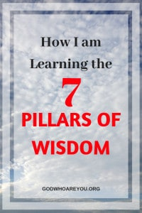 How I Am Learning The Seven Pillars of Wisdom