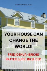 Your House Can Change the World