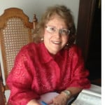 Ann Morgan Miesner author bio