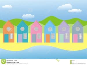 performing stage houses built